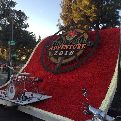 rose parade 2016 adventure